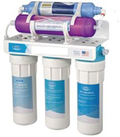 Picture of 5 Stage Ultra Filtration Water Filtration System - Undercounter