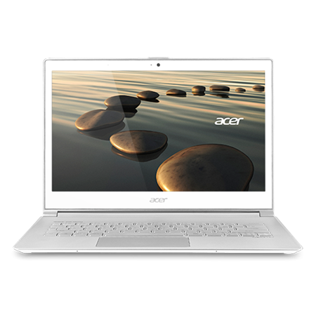 Picture of REFURBISHED Acer Aspire S7 - Intel Core i7 , 4GB Memory, 256GB Solid State Drive, 13.3 FHD Touch, Windows 10 Professional