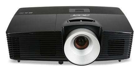 Picture of Acer Projector - X1383WH, WXGA, 3100lm, 17000/1, DLP, 3D ready, HDMI, NO Bag, ECO, HD Ready, Built-in Speaker, Zoom, EURO EMEA,2.5kg, Remote Contro
