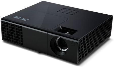 Picture of Acer Projector -X1273, DLP 3D ready, XGA, 3000Lm, 17000/1, Bag, 2Kg, EURO Powe