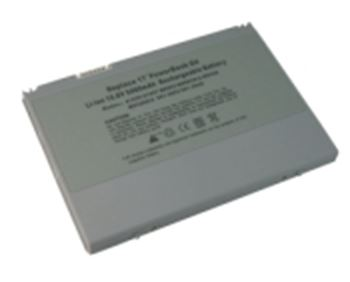 Picture of Apple® PowerBook® G4 17 Inch Aftermarket Battery