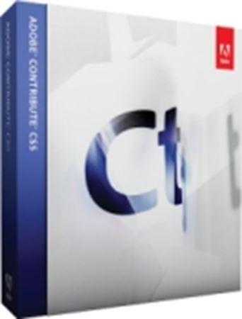 Picture of Contribute CS5 6 Macintosh Retail 1 USER