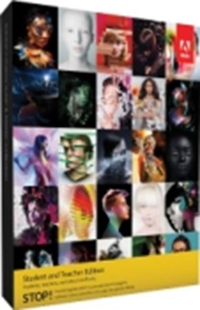 Picture of CS6 Master Collection 6 Macintosh Ed Student Shrk Dfrd 1 USER