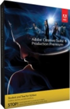 Picture of CS6 Production Premium 6 Windows Ed Student Shrk Dfrd 1 USER