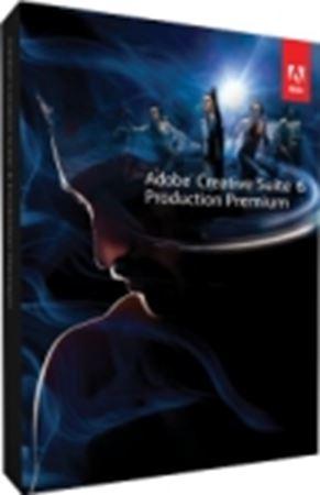 Picture of CS6 Production Premium 6 Windows Upgrade 2 Versions Back FR CS5 1 USER