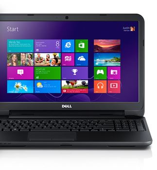Picture of Dell Inspiron 15 N3521, 1017U, 4GB, 500GB, 15.6', WIN8