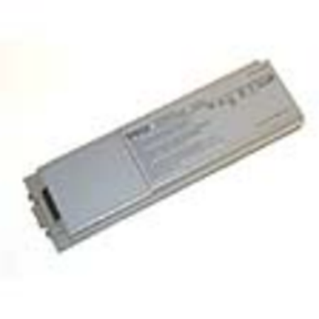 Picture of DELL Li-Ion Battery for Latitude D800 Series Inspiron 8500/8600 Precision M60 Series 6600mAh
