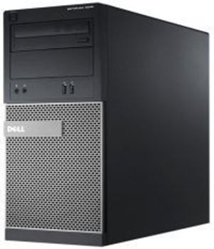 Picture of Dell Optiplex 3010MT, Intel® Core™ i3-3240, 4GB, 500GB, WIN 8 SP1