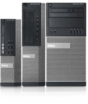 Picture of Dell Optiplex 3010SF, Intel Core i5-3470, 4GB, 500GB, WIN 8 PRO