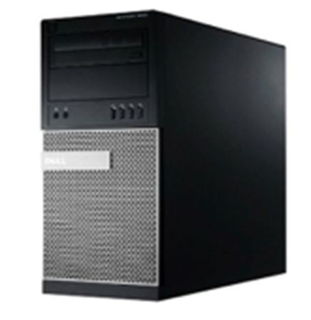 Picture of Dell Optiplex 9020 MT, Intel(R) Core(TM) i7-4770, 4GB, 500GB, WIN 7 PRO