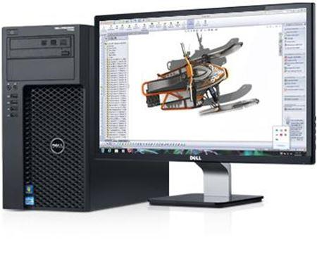 Picture of Dell Precision T1700, Intel Xeon E3-1245 v3, 8GB, 500GB, WIN 7 PRO