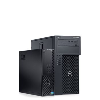 Picture of Dell Precision T1700, Intel® Xeon® E3-1240 v3, 8GB, 1TB, WIN 7 PRO