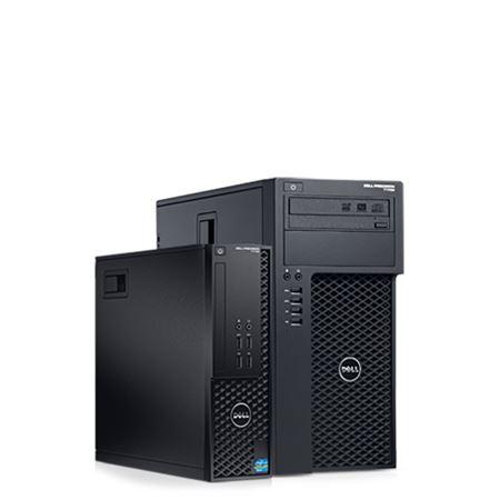 Picture of Dell Precision T1700, Intel® Xeon® E3-1240 v3, 8GB, 1TB, WIN 7 PRO