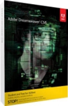 Picture of Dreamweaver CS6 12 Windows Ed Student Shrk Dfrd 1 USER