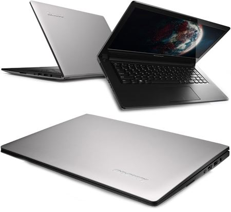 Picture of Ex Display -  Lenovo IdeaPad S400 - Ultraportable  Intel i5-3177U 1.6GHz 4GB DDR3 Memory 500GB Hard Drive