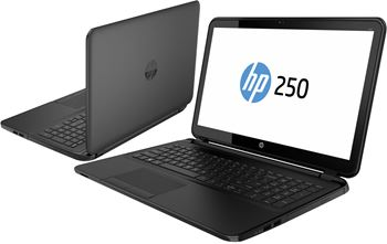 Picture of HP 250 G4 Notebook PC Intel® Core™ i3-5005U Processor (3M Cache, 2.00 GHz) 4GB DDR3 Memory 500 GB 5400rpm Hartd Drive