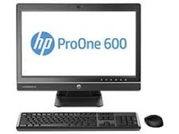 Picture of HP 600 ProOne G1 AiO, i5-4570S 2.9GHz, 21.5', 4GB, 500GB, WIN 8 PRO