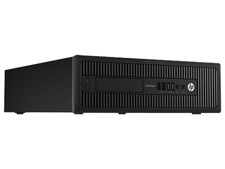 Picture of HP EliteDesk 800 G1, Intel Core i5-4570s , 4GB, 500GB, WIN 8 PRO