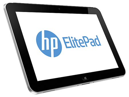 Picture of HP ElitePad 900 G1, 2GB, 64GB, 10.1, WIN8PRO