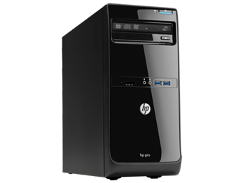 Picture of HP Pro 3500 MT, Pentium G2030 3.00 GHz, 4GB, 500GB, WIN 8 PRO
