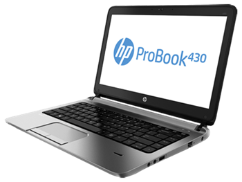 Picture of HP ProBook 430 G1, 4GB, 500GB, 13.3', WIN8PRO