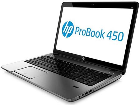 Picture of HP ProBook 450 G0, 4GB, 500GB, 15.6 HD', WIN8PRO