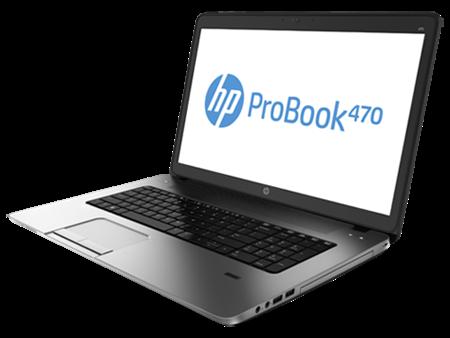 Picture of HP ProBook 470, 8GB, 750GB, 17.3', WIN8PRO