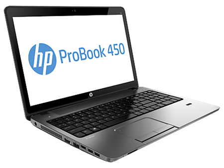 Picture of HP ProBook, 450-G1, 4GB, 500GB, 15.6, Windows 7 Home Premium 64