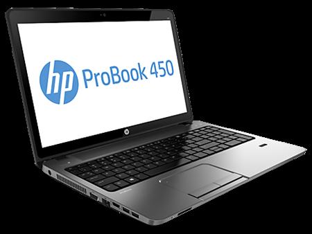 Picture of HP ProBook, 450-G1, 4GB, 750GB, 15.6, Windows 7 Home Premium 64