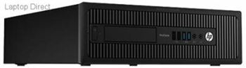 Picture of HP ProDesk 600PD SFF 240W, Intel Core i3-4130, 4GB, 500GB, WIN 8 PRO