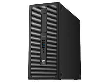 Picture of HP ProDesk 600PD TWR 320W, Intel Core i3-4130, 4GB, 500GB, WIN 8 PRO