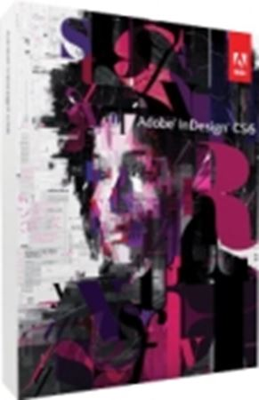 Picture of InDesign CS6 8 Macintosh Retail 1 USER