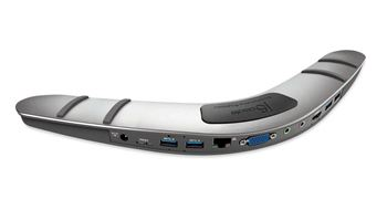 Picture of J5 Create JUD480 USB3.0 Universal Docking Station