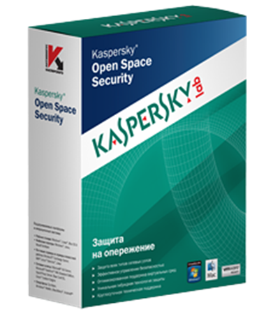 Picture of Kaspersky TotalSpace Security