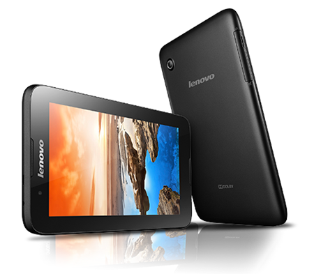 Picture of Lenovo A3300 Tablet PC, 7 8 GB (3G + Wi-Fi)