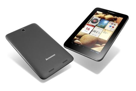 Picture of Lenovo IdeaTab A2107 DUAL SIM 7 inch Display 16GB 3G and WiFi