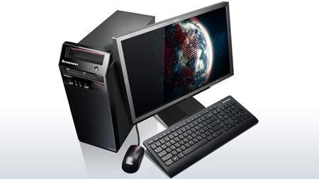 Picture of Lenovo ThinkCentre Edge 72, Intel i3-3240, 4GB, 500GB, WIN 8