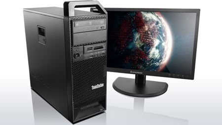 Picture of Lenovo ThinkStations S30, Intel Xeon E5-1650, 8GB, WIN 7 PRO