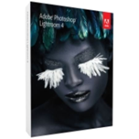 Picture of Lightroom 4 Multiple Platforms Retail 1 USER