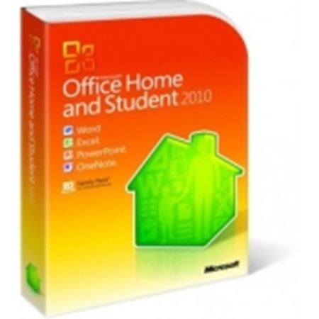 Picture of Microsoft FPP Office 2010 Home and Student