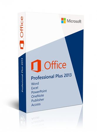Picture of Microsoft FPP Office 2013 Professional