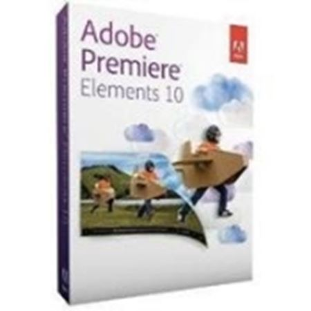 Picture of Premiere Elements 10 Multiple Platforms Retail LB 1 USER