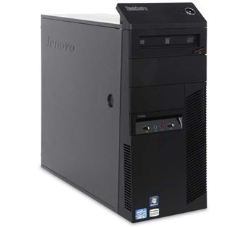 Picture of Refurbished - Lenovo ThinkCentre M81 Tower PC Intel Core i3 3.3GHz 4GB Memory 500GB SATA Hard Drive Windows 7 Pro