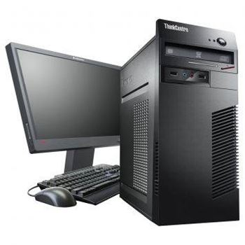 Picture of Refurbished - Lenovo ThinkCentre Tower PC Intel Core i3 3.1GHz+ 4GB Memory 320GB SATA Hard Drive Windows 7 Pro