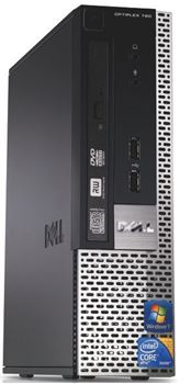 Picture of Refurbished Computer - Dell Optiplex GX780 USSF Core 2 Duo 2.8GHz Processor 4GB Memory 250GB Hard Drive Windows 7 Pro