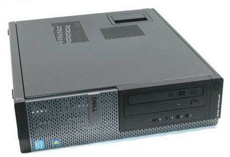 Picture of Refurbished Dell GX3010 Desktop  Intel Core i3 - 3rd generation processor 4GB Memory 250GB+ Hard Drive