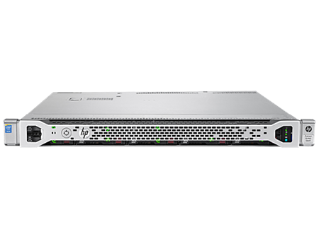 Picture of Refurbished HP DL360 G9 Server  1 x Quad Core E5-2623v3 Xeon Processor 48GB DDR3 ECC Memory - (144GB max with availability) 2 x 300GB SAS 2.5 7200rpm Hard Drives HP Smaft Array B140i