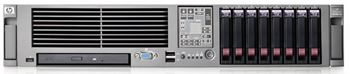 Picture of Refurbished HP DL380 G5 Server  2 x Intel® Xeon® Processor E5430 (12M Cache, 2.66 GHz, 1333 MHz FSB) 16GB Memory - PC2-5300 Fully Buffered DIMMs (DDR2-667) 8 x 146GB SAS 2.5 Hard Drives