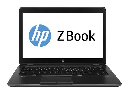 Picture of Refurbished HP ZBook 14 Mobile Workstation  i7-5500U CPU @ 2.40GHz  Memory 8 GB 250GB SSD (Solid State Drive) AMD FIRE PRO M4150 Graphics Windows 10 Pro - integrated 3G Modem