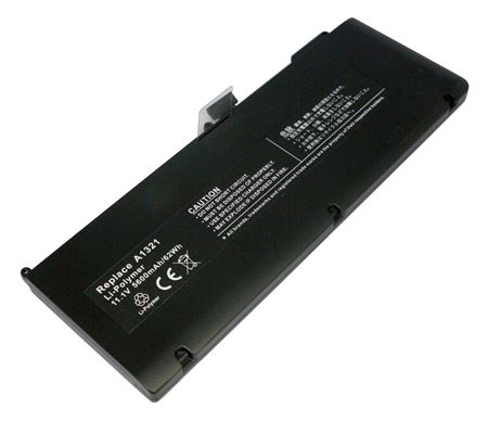 Picture of Replacement Battery MacBook Pro 15 inches Unibody Battery A1321 - 661-5211, 661-5476